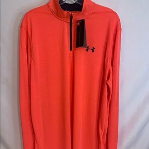UNDER ARMOUR Loose Coupe 1/4 Zip Long Sleeve